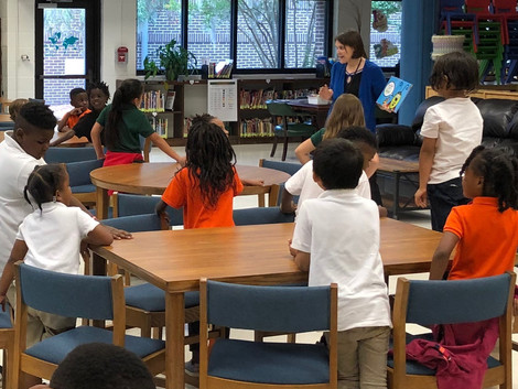 Beaufort County Children Receive Books Thanks to Grant