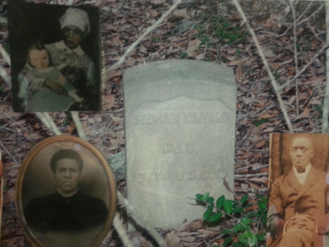 African-American Cemeteries Exhibit, Researching African-American Roots Program Offered by Library&#