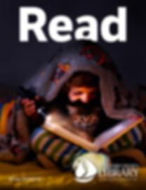 Cover, Winter 2019 Issue, Boy Reading Un