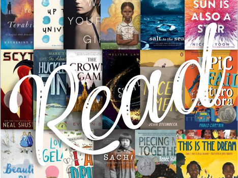 Summer Reading books, all in one place!