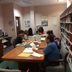 Research Room April 21 2016