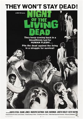 Night of the Living Dead - Movie