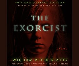 The Exorcist - Audiobook