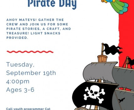 Banned Books Week, Silent Library, Beaufort Rocks! Events at the Beaufort Branch Library