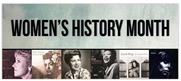 Music Albums: Women's History