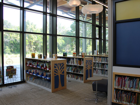 Why St. Helena library — prettiest in SC — might also be the coolest