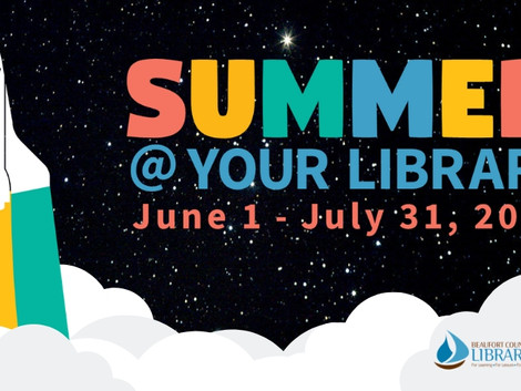 Summer @ Your Library