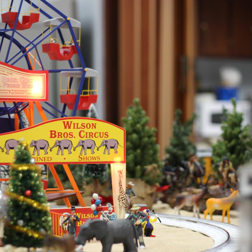 Beaufort Trains