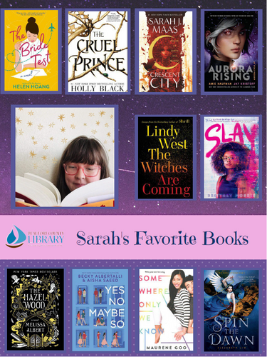 Sarah's Favorite Books