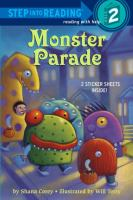 Monster Parade - Book