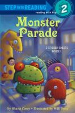 Monster Parade - Book