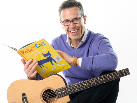 Postponed: Author Eric Litwin