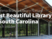 The Most Beautiful Library in South Carolina Is...