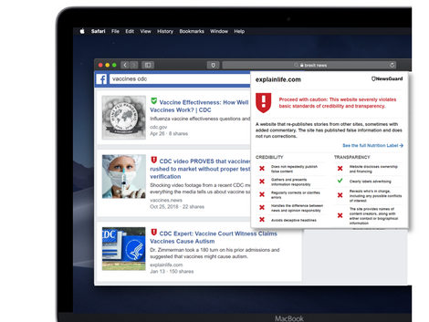 NewsGuard's News Reliability Tool Now Free Until July 1