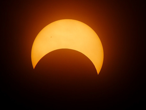 Beaufort Branch Library to Offer Two Solar Eclipse Events