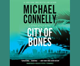 City of Bones - Audiobook