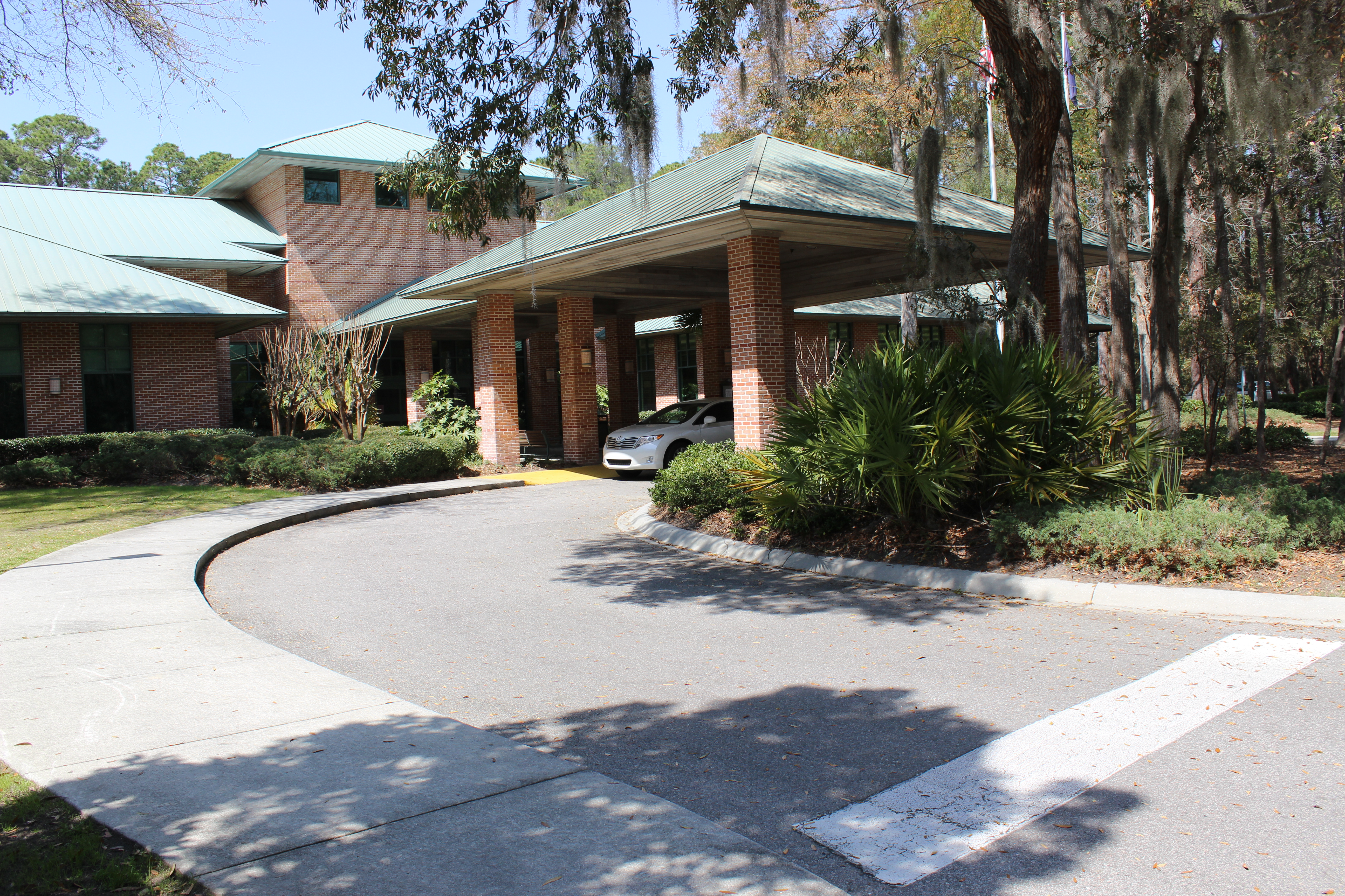 Exterior - Hilton Head Branch