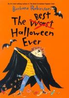 The Best Halloween Ever - Book