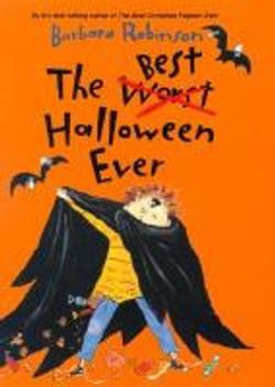 The Best Halloween Ever - Book