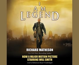 I Am Legend - Audiobook