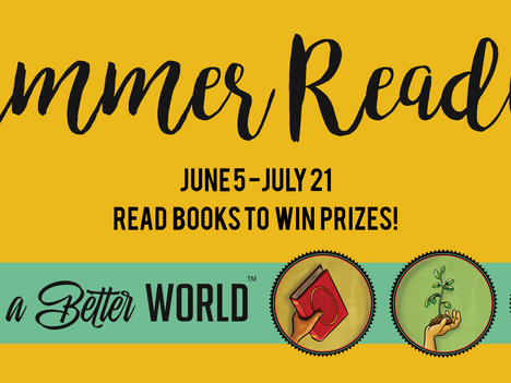 Library Ready to Launch Summer Reading Program