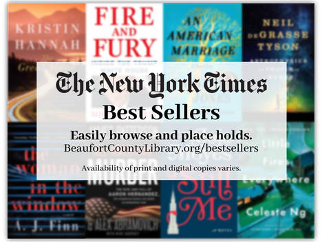It's never been easier to access best sellers.
