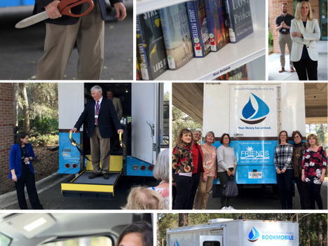 Your (Newest) Bookmobile Has Arrived!