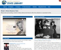 Women's History Resources