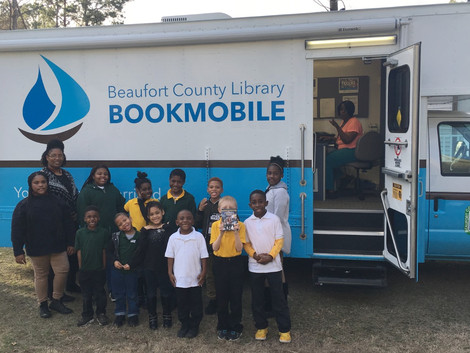Library Announces Second Bookmobile