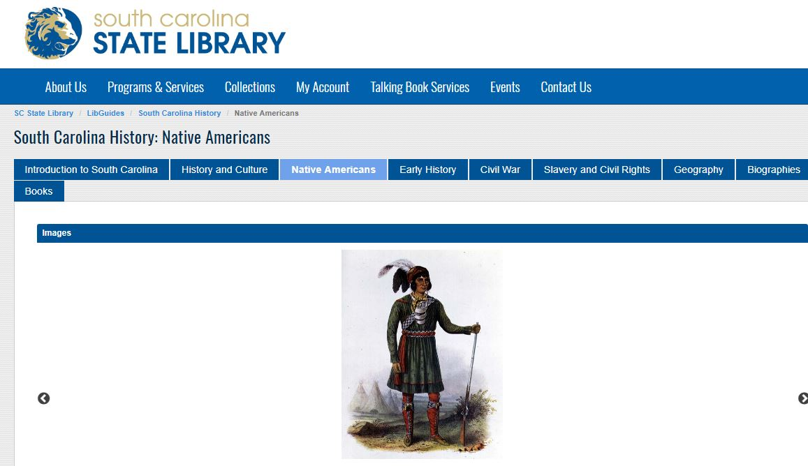 Library Guide: Native Americans