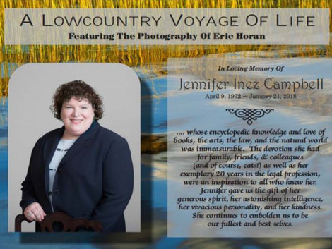 A Lowcountry Voyage of Life