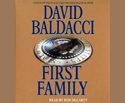 First Family - Audiobook
