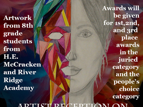 Eighth-graders to present their work at art gala