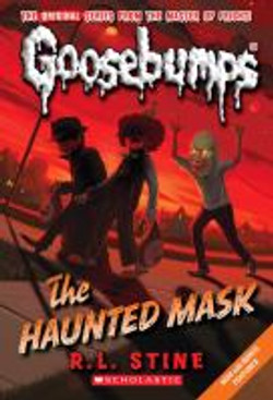 Goosebumps, the Haunted Mask - Book