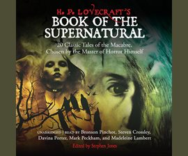 Book of the Supernatural - Audiobook
