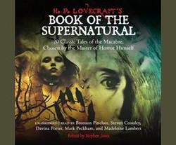 Book of the Supernatural - Audiobook