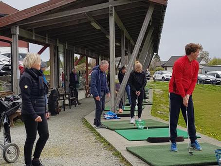 Besøk av Bømlo Folkehøgskule