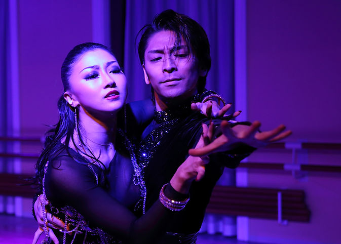 ダンスパーティーAudrey.JPG