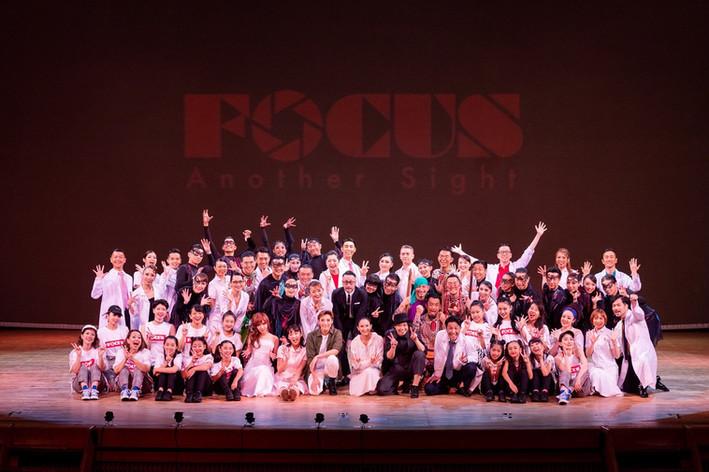宝塚×社交ダンス舞台FOCUS