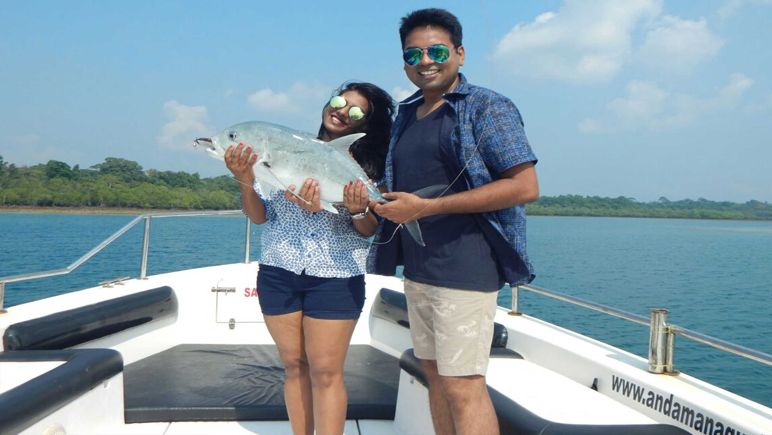 Fishing in Andaman Islands 8