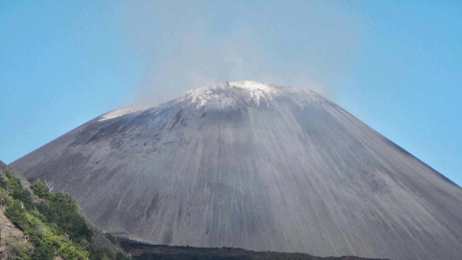 Barren Island volcano Andaman active