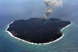 Andaman Barren Island