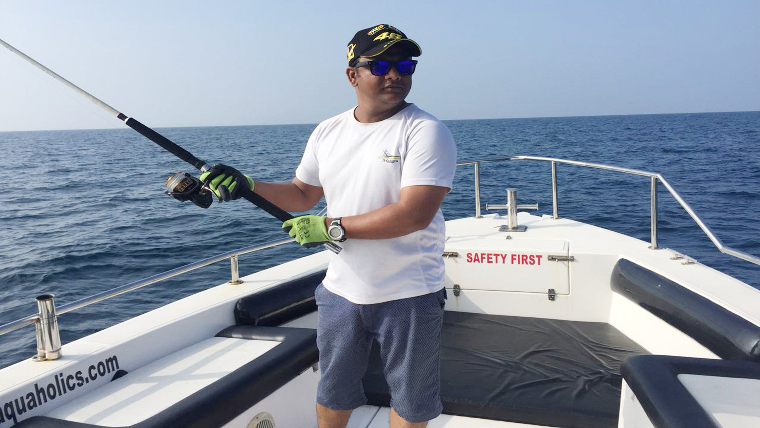 Sports fishing in Andaman 19