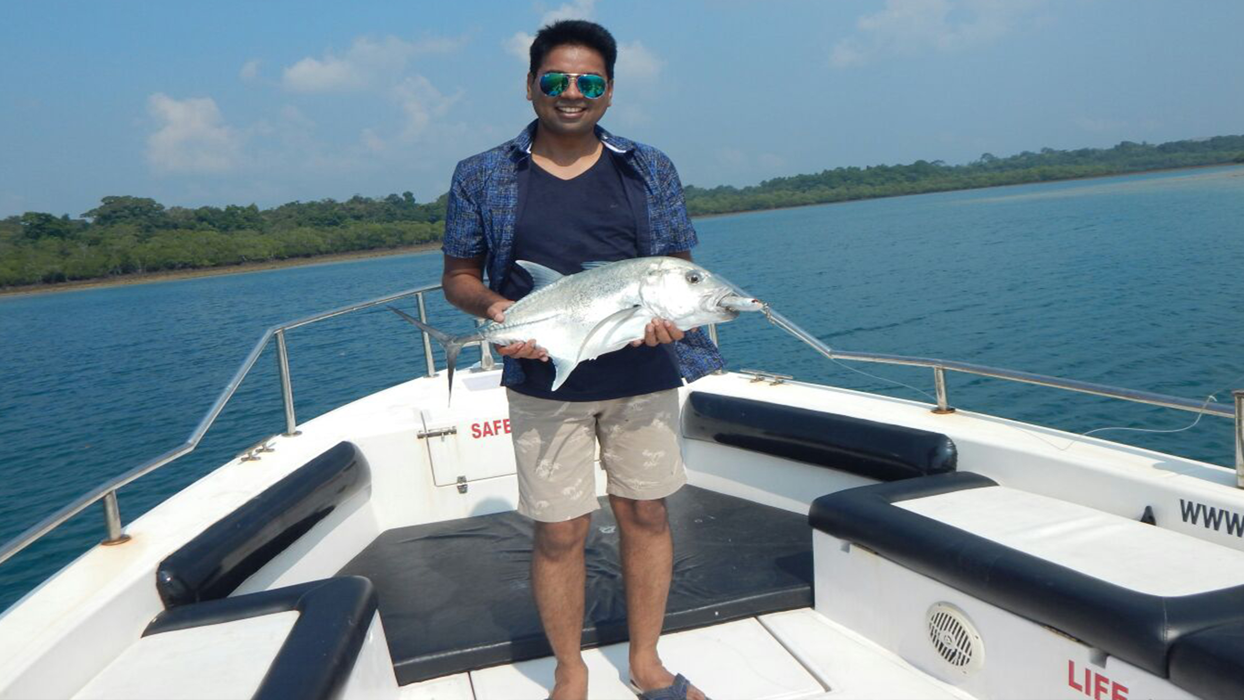 Sports fishing in Andaman 4