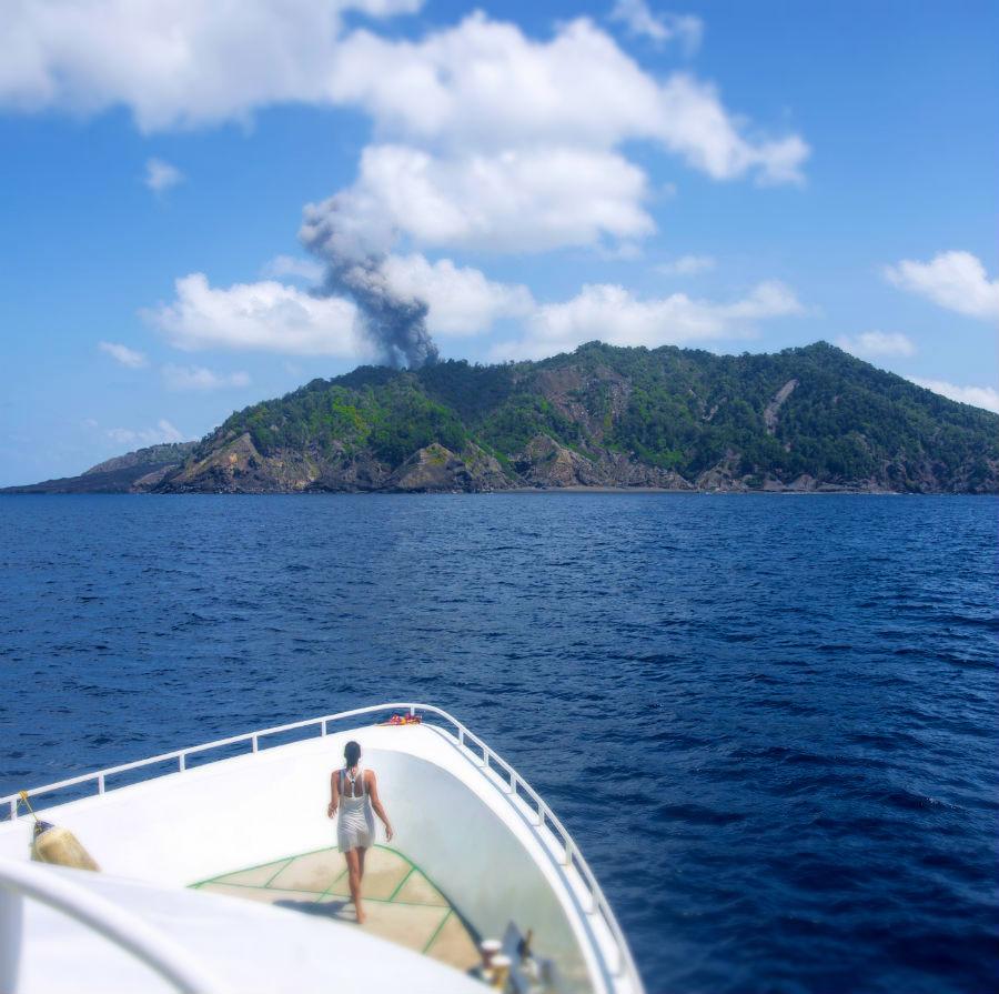 Andaman-Barren-Island