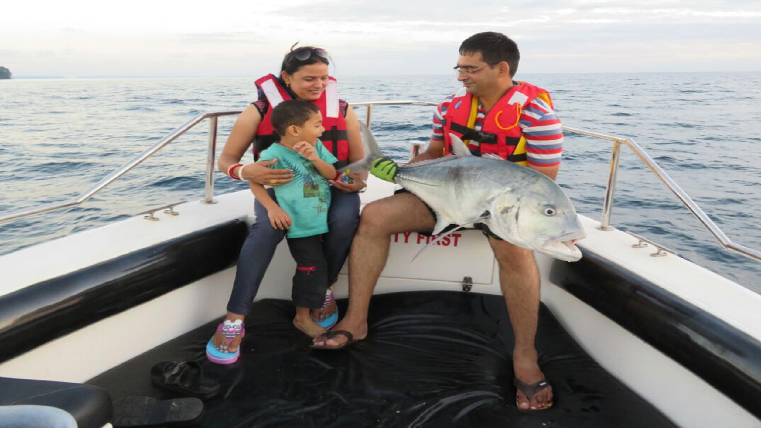 Fishing in Andaman Islands 5