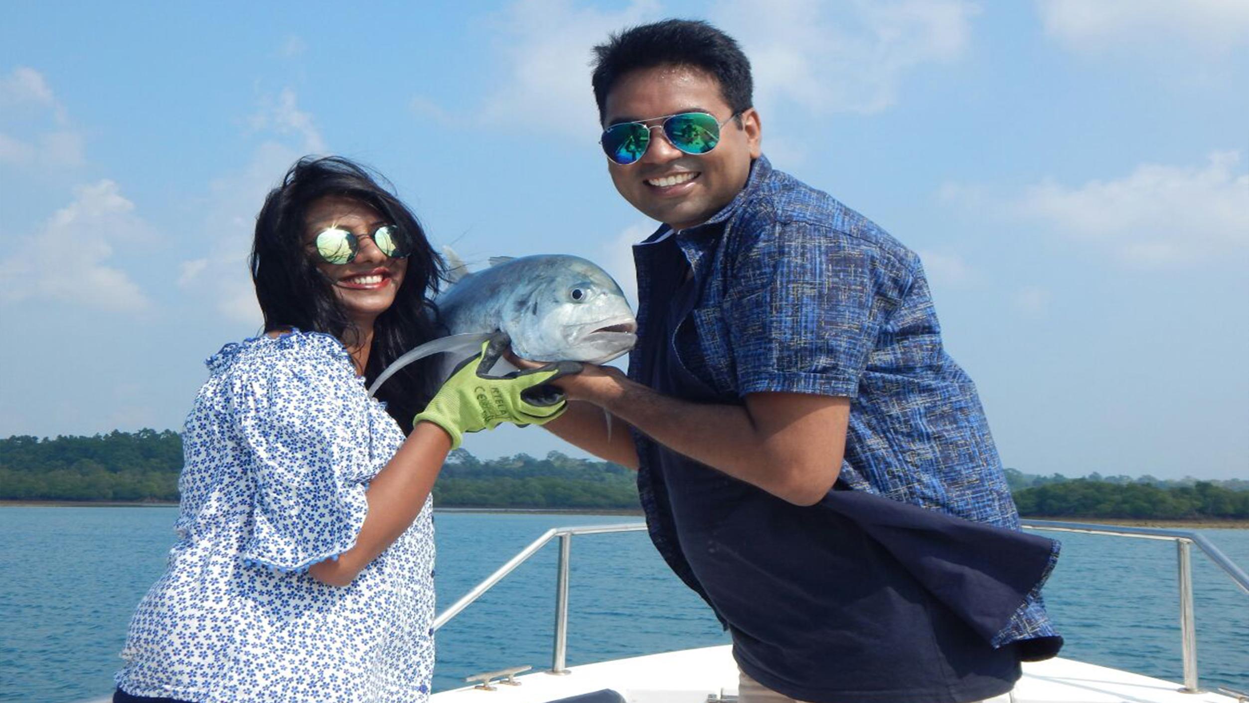 Fishing in Andaman Islands 7