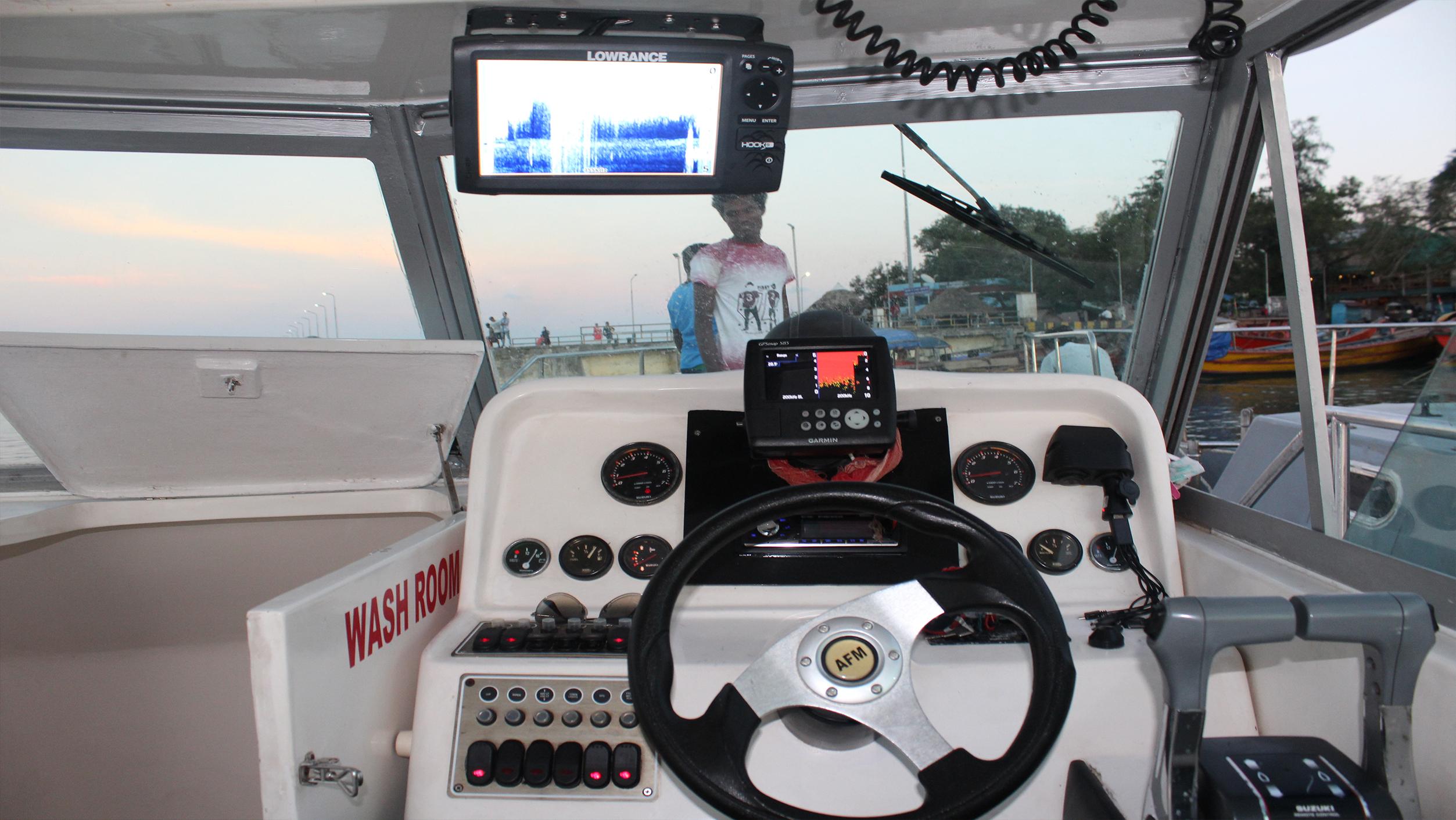 MFV Caiman fishing boat in india 2