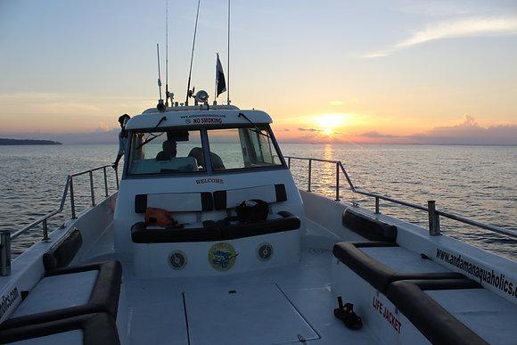 Sunrise and Sunset Cruise