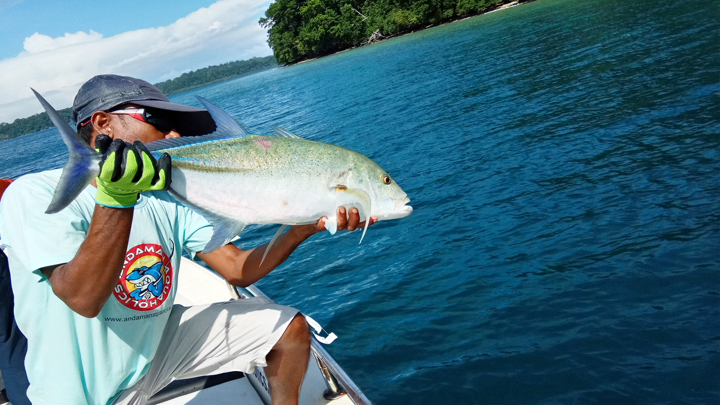 Sports fishing package for andaman 1
